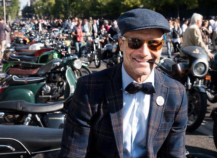 Ya nos empiezan a llegar las primeras imágenes del The Distinguished Gentleman's Ride