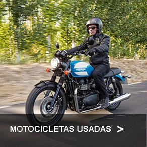 Motocicletas Usadas Triumph Alicante