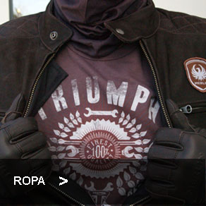 Ropa Triumph Alicante